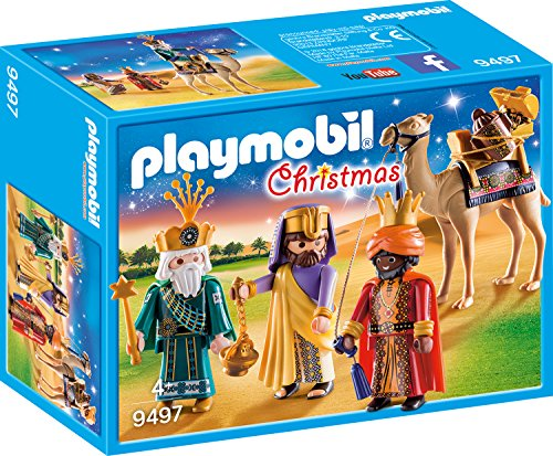 Playmobil - 9497 Giocattolo Re Magi, Multicolore, 9497