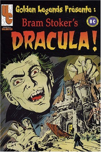 Golden Legends N°1 Dracula !