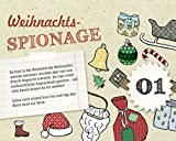 Image of Der ultimativ knifflige Advents-Rätsel-Kalender: 24 x Ratespaß bis Weihnachten (Rätsel-Adventskalender)