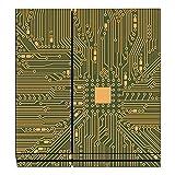 Disagu SF-sdi-3645_842 Design Skin für Sony PS4 Liegend mit Controller - Motiv