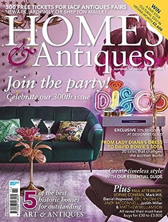 Homes & Antiques Magazine: Amazon co uk: Kindle Store