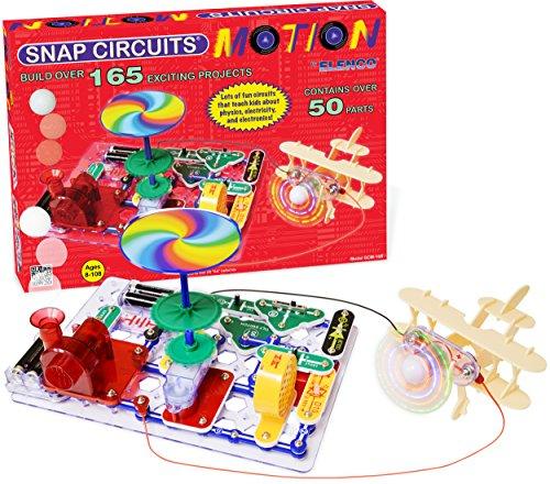 Snap Schaltungen Motion Electronics Discovery Kit Motion Kit