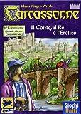 Giochi Uniti - Carcassonne  - Il Conte, il Re e L'Eretico