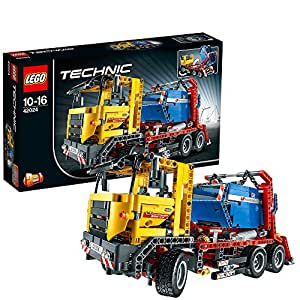 LEGO Technic 42024: Container Truck