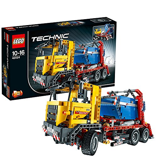 Lego Technic 42024 - Camion Portacontainer