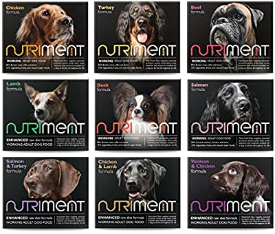 Nutriment Variety Pack, 8 different formulas