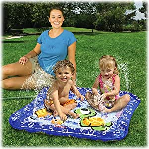 Fisher Price Fisher Price Sprinkle N Splash Water Play