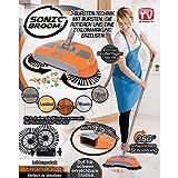 Sonic Broom Automatische drehbare Besen mit 3-Bürsten Technik, 360˚ schwenkbare Steuerung - Original aus TV-Werbung