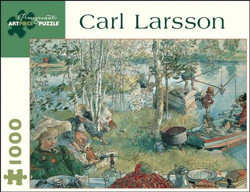 Carl Larsson (Pomegranate Artpiece Puzzle)
