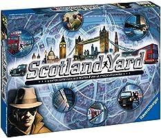 Ravensburger 26648 Scotland Yard Gioco in Scatola