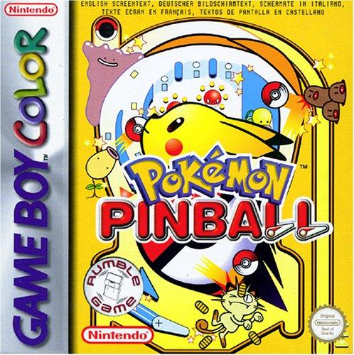 Pokémon Pinball (mit Rumble Effekt)