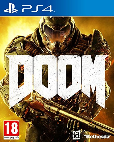 Doom - EU Edition (PS4)