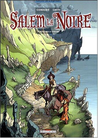 Salem la Noire, tome 3 : Tongeren et Finicho