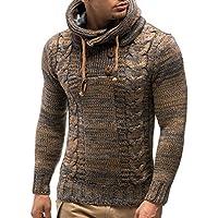 LEIF NELSON Herren Pullover Hoodie Kapuzenpullover Strickpullover Longsleeve Sweater Sweatshirt Pulli LN20227