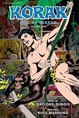 Korak, Son of Tarzan Archives Volume 2