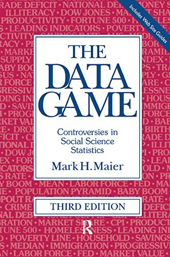 The Data Game: Controversies in Social Science Statistics (Habitat Guides) (English Edition) por Mark Maier