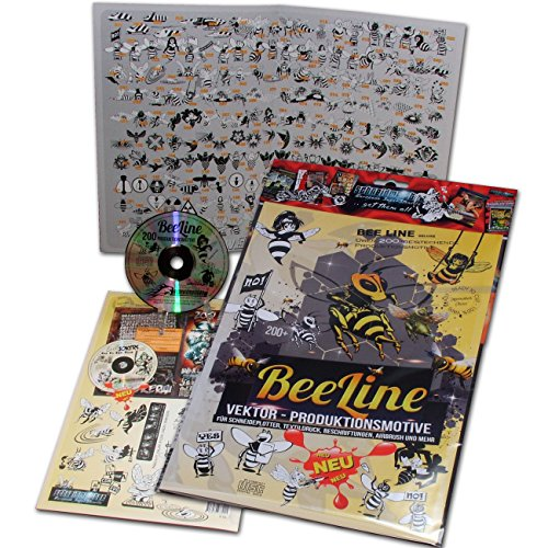 schneidmeister-beeline-exclusive-vector-production-designs-cd-rom-bees-for-use-as-cutting-plotters-s