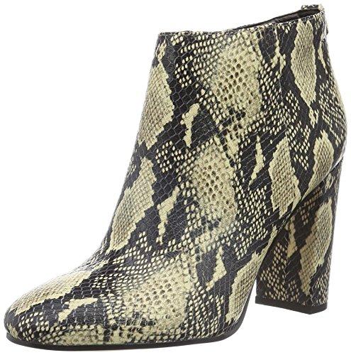 Sam Edelman Cambell, Stivaletti Donna, Beige (Modern Ivory Rock Snake), 38 1/2|#Women