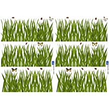 Amazonfr Stickers Herbes