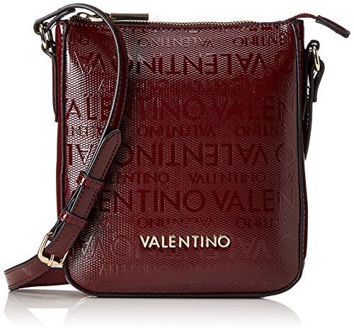Valentino by Damen Clove Umhängetasche, Rot (Rosso), 2.5x21.0x18.0 cm Mario Valentino