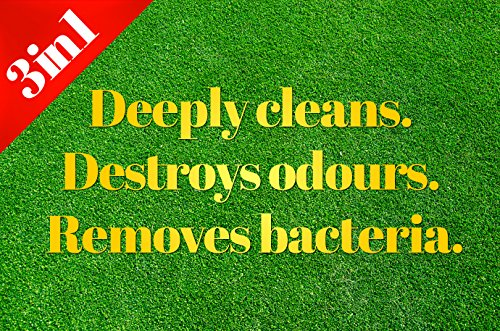 Pro-Kleen Artificial Grass Cleaner - Perfect for Homes with Dogs - Cleans, Disinfects, Deodorises & Fragrances - 4 x 5… 2