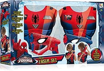 IMC Toys 550902 - Mega Laser Set di Spiderman