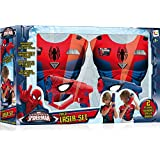 IMC Toys - Spiderman Mega láser, arma de juguete (550902)