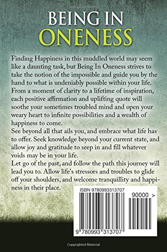 Being In Oneness: for a happier life and meaningful living