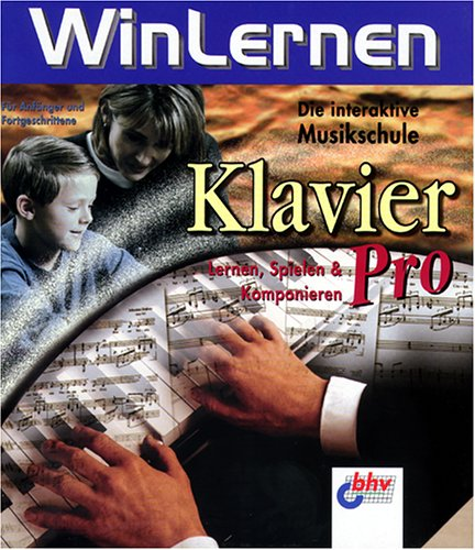 Preisvergleich Produktbild WinLernen - Klavier Pro