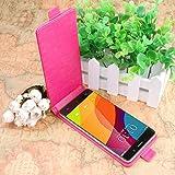 Prevoa ® 丨Original Flip PU Case Cover Funda para Cubot X9 Smartphone - - Rosa