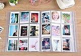 Saika 288bolsillos transparente protección Mini álbum de fotos para Fujifilm Instax Mini 7s 88+ 92526años 507090Instant Camera, Polaroid Z2300, Polaroid PIC-300P película