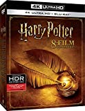 Harry Potter - 8 Film Collection (8 Blu-Ray 4K Ultra Hd+8 Blu-Ray) (1 Blu-ray)