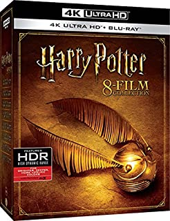 Harry Potter 1-8 Collezione Completa (Blu-Ray 4K UltraHD) (B076X2YHRF) | Amazon price tracker / tracking, Amazon price history charts, Amazon price watches, Amazon price drop alerts