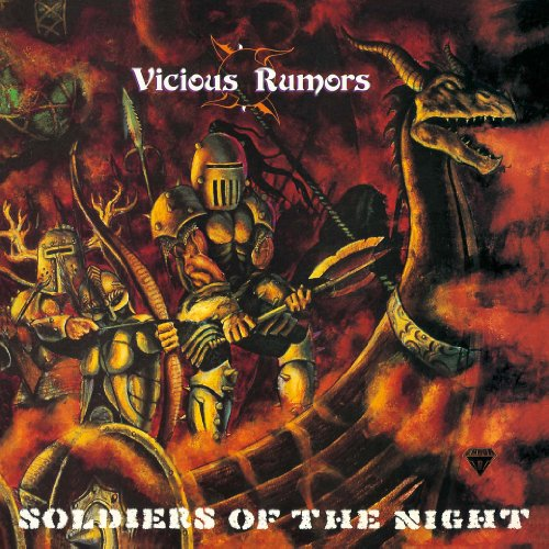 Vicious Rumors [Papersleeve]: Soldiers of the Night (Audio CD)