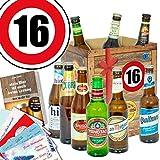 Geschenke zum 16. Hochzeitstag | Bier Geschenkset mit Biersorten der Welt