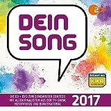 Dein Song 2017 (CD + DVD)