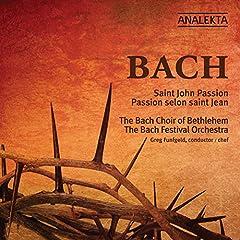 St. John Passion, BWV 245: Part 1 - No. 9. Aria (Soprano): Ich folge dir gleichfalls