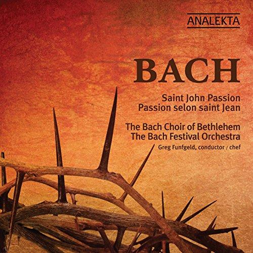 St. John Passion, BWV 245: Part 2 - No. 26. Chorale: In meines Herzens Grunde: a) Die Kriegsknechte aber b) Lasset uns den nicht zerteilen c) Auf dass erfüllet würde die Schrift