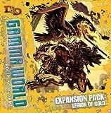 D&D Gamma World Expansion: Legion of Gold: A D&D Genre Supplement (4th Edition D&d) (Dungeons & Dragons) by Richard Baker & Bruce R. Cordell (2011-03-18)
