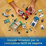 LEGO-City-Police-Rapina-sul-Monster-Truck-Set-di-Costruzioni-Ricco-di-Dettagli-con-5-Minifigure-tra-cui-Tom-Bennett-e-Big-Betty-per-Bambini-5-Anni-60245