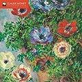 Claude Monet 2018 Calendar