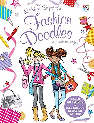 The Fashion Experts Fashion Doodles (Doodle Experts)