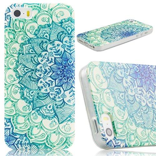 He Yang Cuir Coque Strass Case Etui Coque de portefeuille protection Coque Case Cas Cuir Swag Pour iPhone 4 4s Lotus