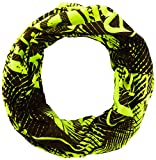 Buff Multifunktionstuch Original Pañuelo Tubular, Unisex adulto, Amarillo Fluor (Log Us), Talla única