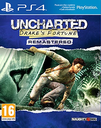 Sony Uncharted: Drake's Fortune Remastered, PS4 videogioco Basic PlayStation 4