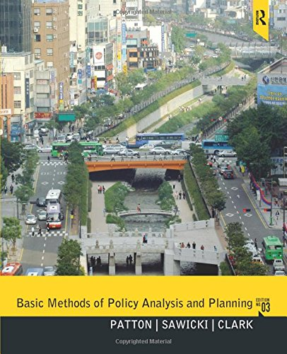 Basic Methods of Policy Analysis and Planning por Carl Patton
