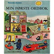 Norwegian Dictionary - Min Forste Ordbok (My First Word Book)