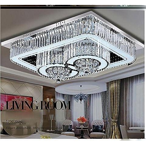 NHD-50*50cm 24W+ remote control fashion LED Crystal