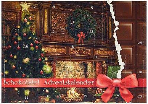 alender Mix, 1er Pack (1 x 553 g) (Schokoladen-adventskalender)