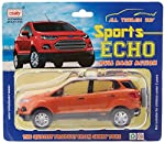 Centy Sports Echo is a miniature toy model of the original racer.It features pull back action and is safe for kids to play with as it is made of non-toxic plastic